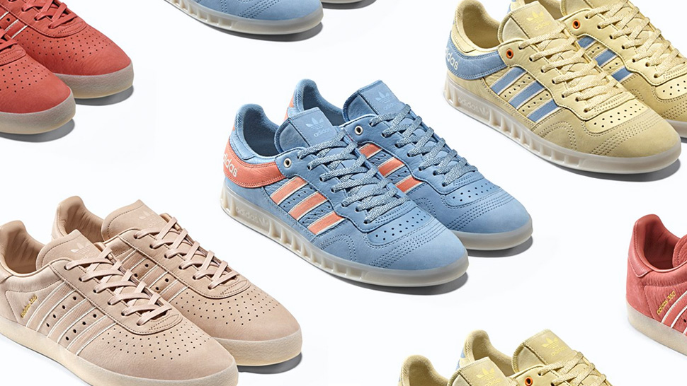 huge discount 0d63e 09622 Adidas x Oyster Holdings Takes Pastels to The Airport