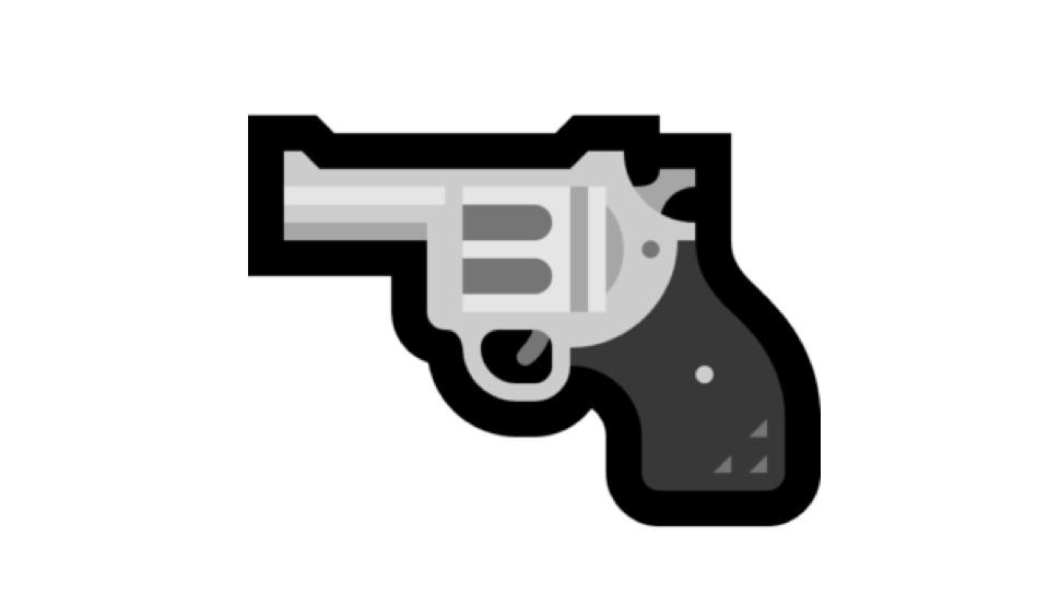 Google And Microsoft Join Apple In Swapping Gun Emoji For Water Pistol Silah güvenliğinin bir sorun haline gelmesiyle. www esquiremag ph