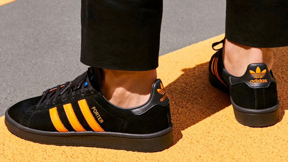 adidas Originals and Porter collaborate for footwear and bag