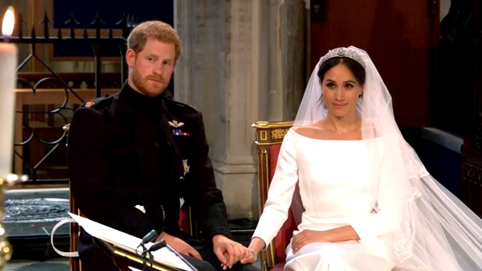 all the unconventional things that happened at prince harry and meghan markle s wedding reception esquire philippines