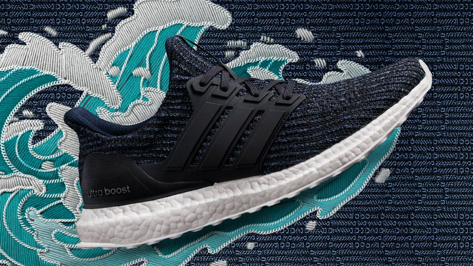 6d615b1686321 The Adidas Ultraboost  Parley  Takes a Break From Ocean Teal