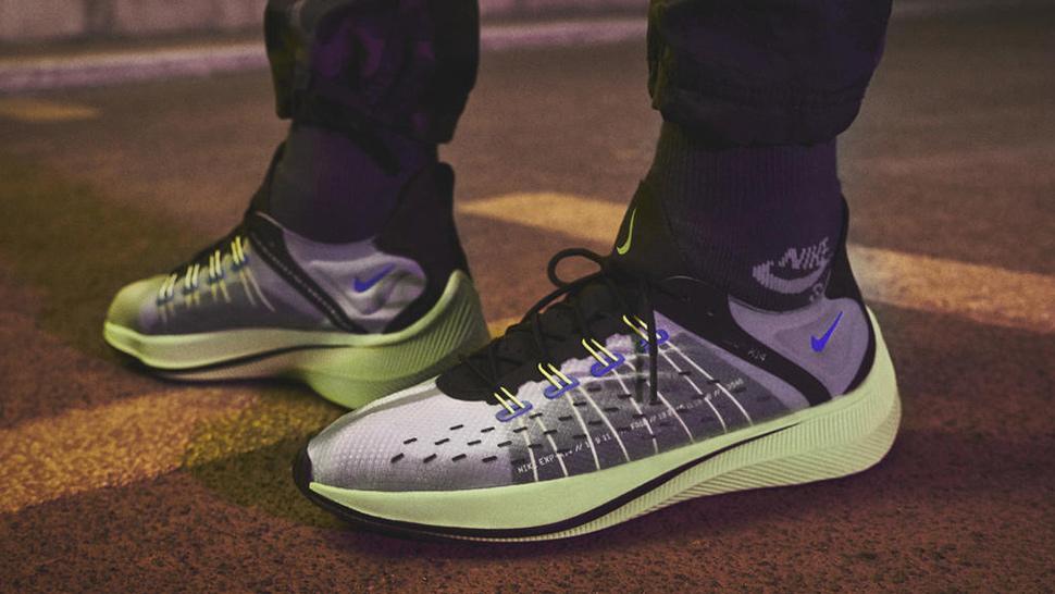 bcf5f948ce97 Nike s New EXP-X14 is a Stylish Nod to (Failed) Attempts at Running Records
