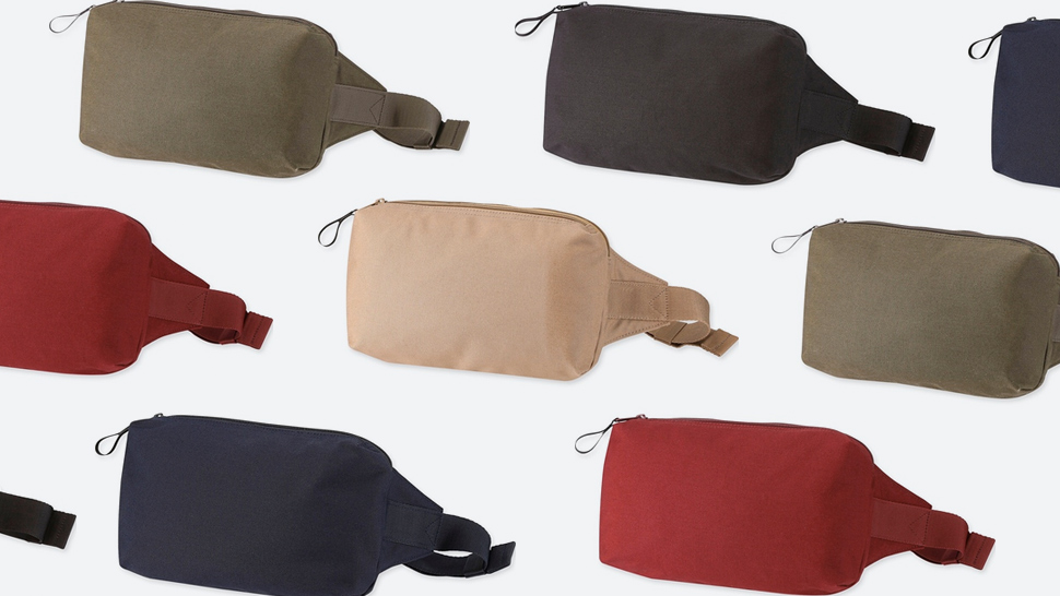 Uniqlo Is In On The Tiny Crossbody Bag