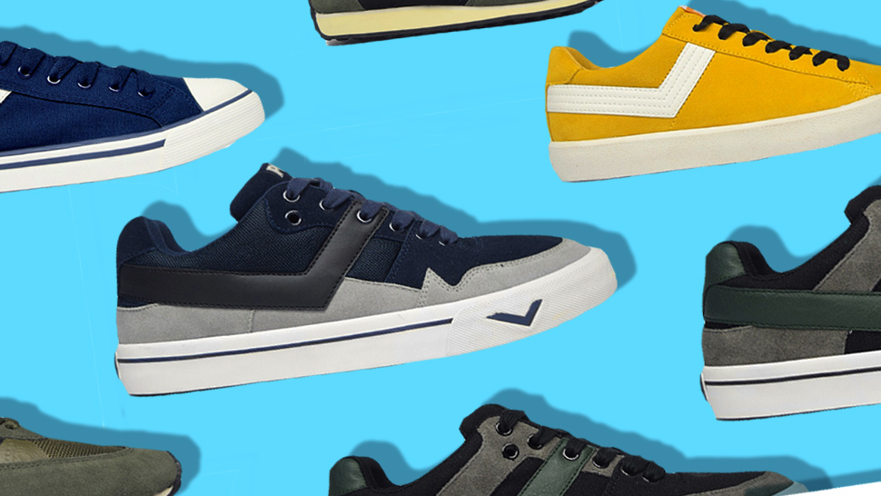 Pony Reintroduces Its Iconic Sneakers