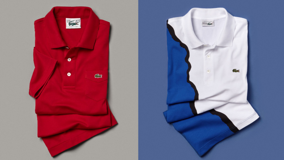 cd6b730bd24f1 The Lacoste Polo Shirt Is 85 Years Old, And It Remains A Favorite Of  Filipinos