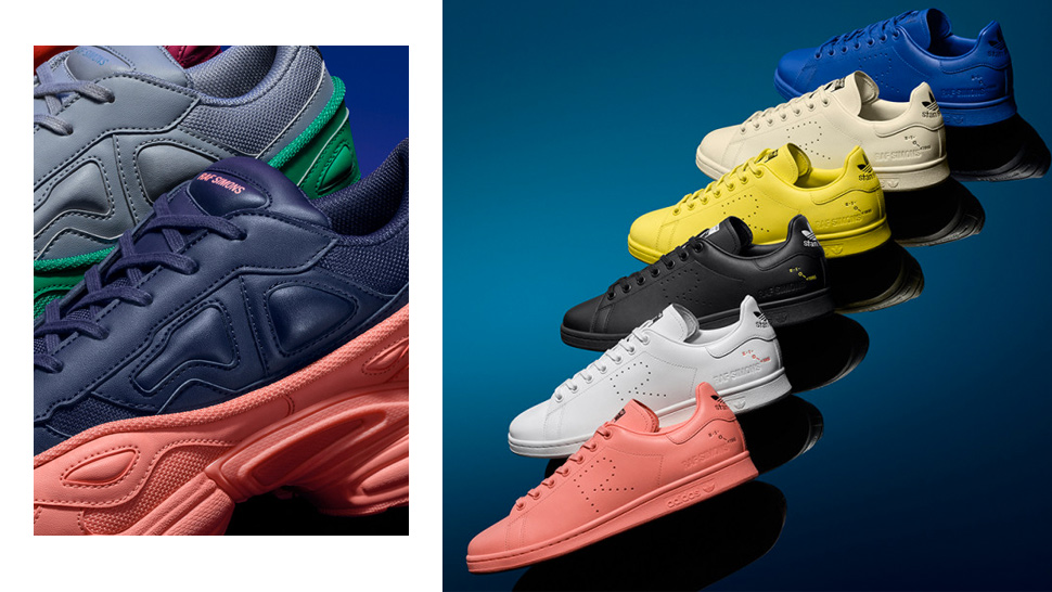 1412b849caa Raf Simons is Back for Another Round of Adidas Sneakers
