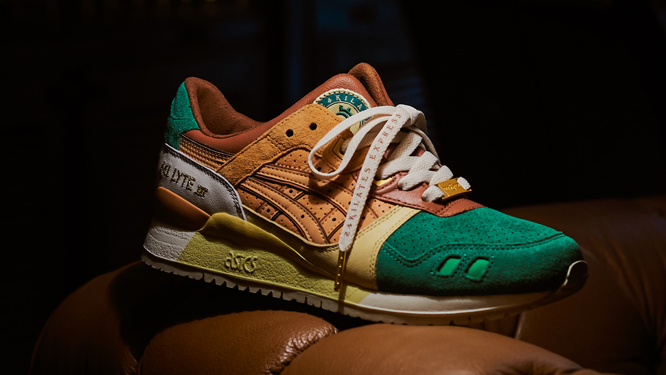 asics collaboration