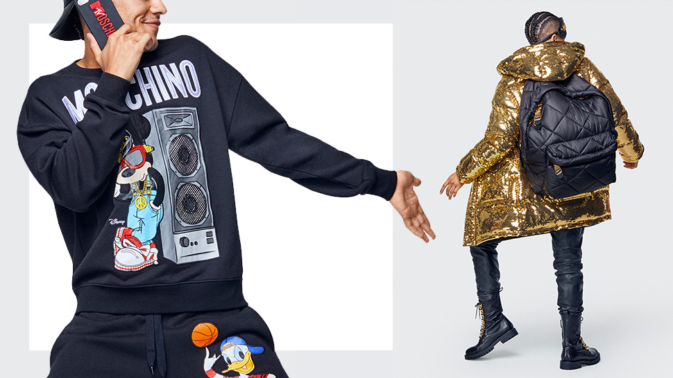 H&M Moschino Collection