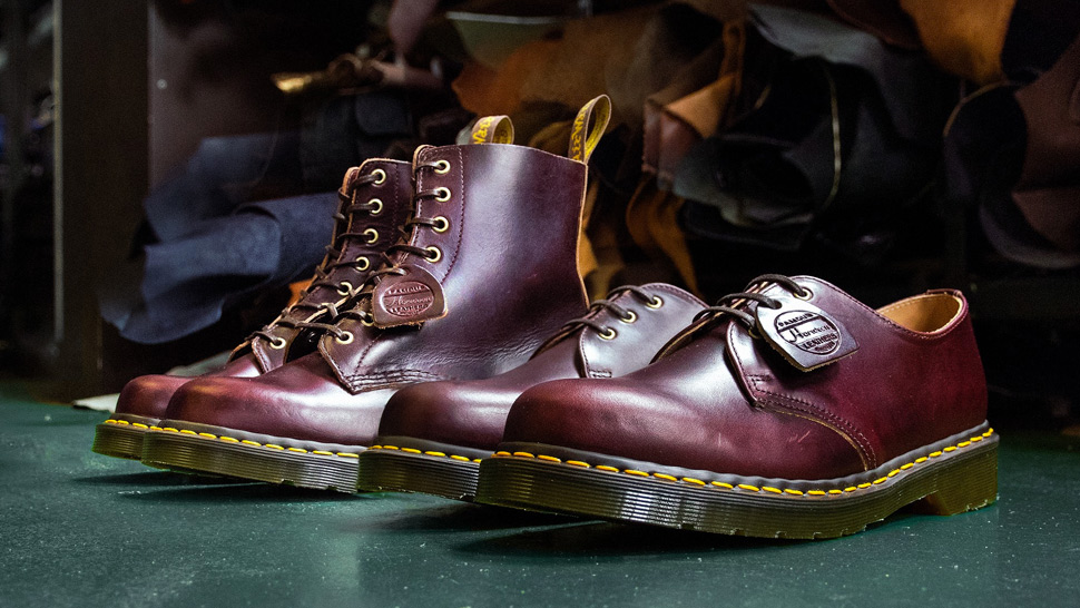 who makes dr martens