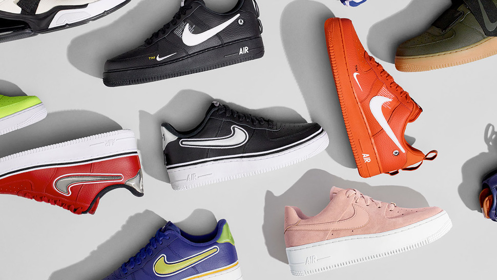 escotilla baños Tractor  The New Nike Air Force 1 Utility and NBA Pack Are Here