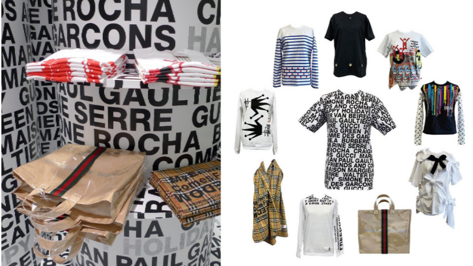 ead7fc98baf7 Comme des Garçons x Gucci, Burberry, and More