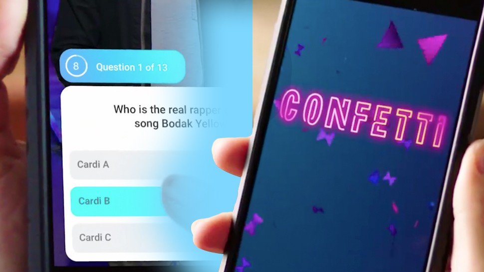 Facebook's Confetti Game Launches in the Philippines