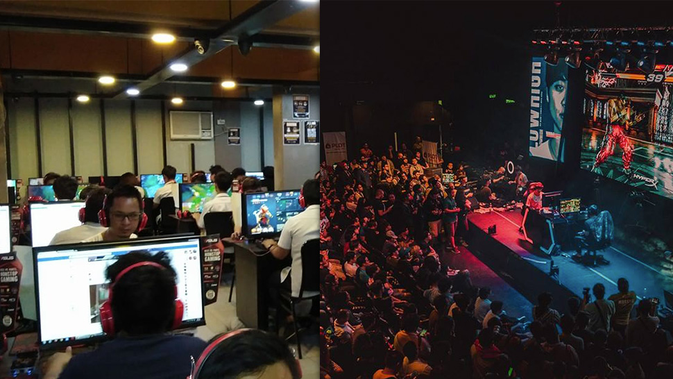 How Philippine Esports Went from Neighborhood Cybercafés to