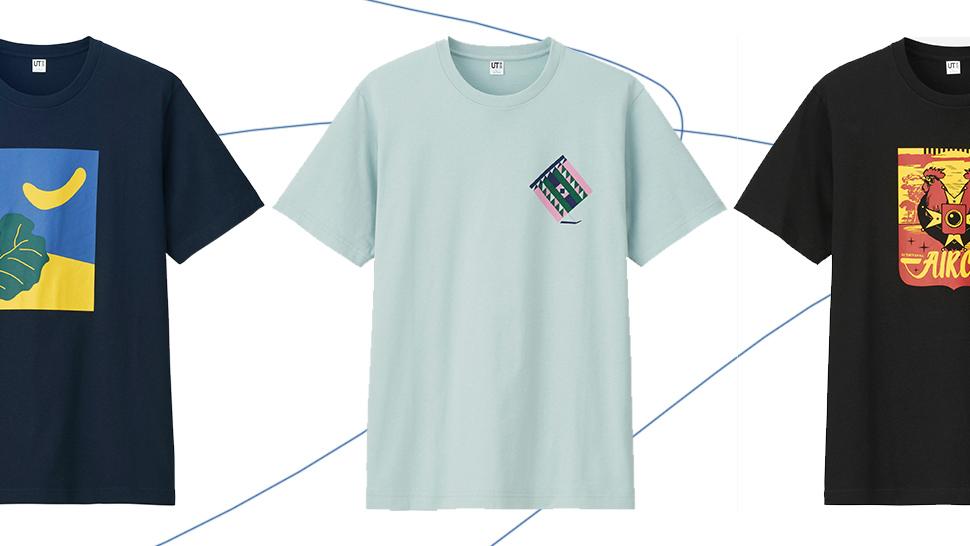 Uniqlo Filipino-Designed T-Shirts