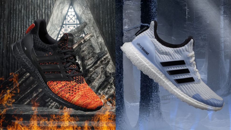 b06cdb5a4546c The Adidas x Game of Thrones Collection Finally Makes Its Debut