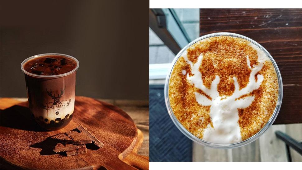 Taiwan's Alley Milk Tea to Open in Manila