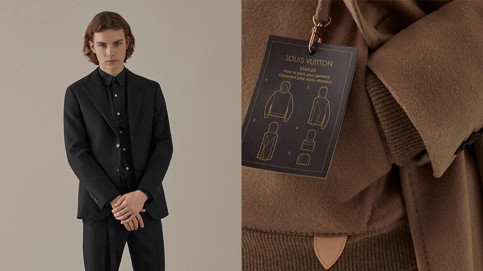de276eba1 Virgil Abloh's New Louis Vuitton Collection Puts a New Spin on Basic  Essentials