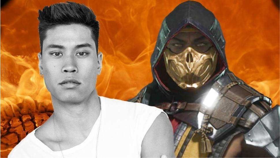 This Filipino Model is Mortal Kombat 11's Scorpion