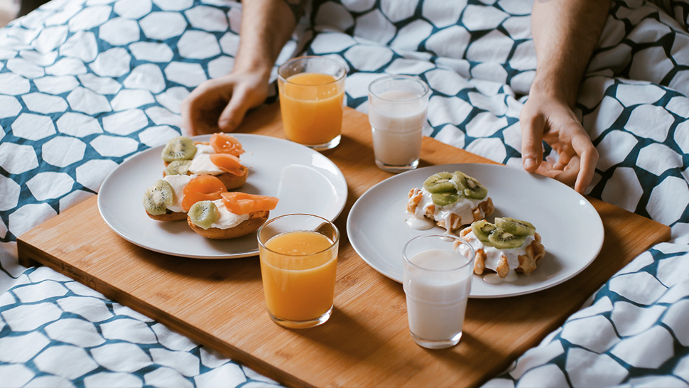 Breakfast In Bed Ideas For Mother S Day