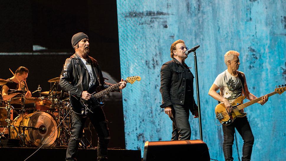 U2 Concert in Singapore