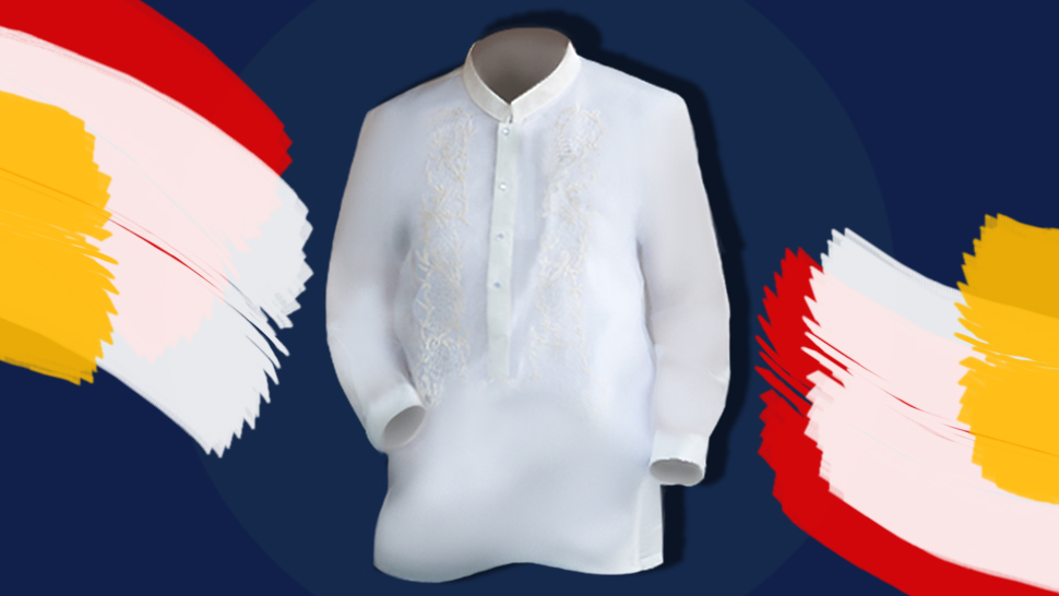 barong tagalog history esquire philippines