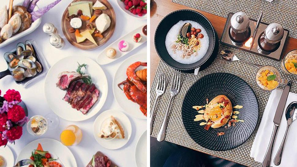 The Best Hotel Breakfast Buffets In Manila