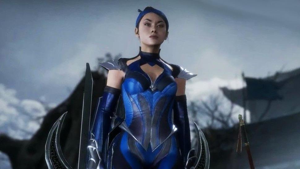 Filipina Model Is Kitana In Mortal Kombat 11