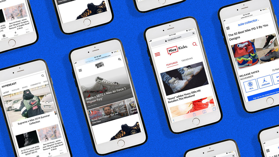 Best Sources for Sneaker News