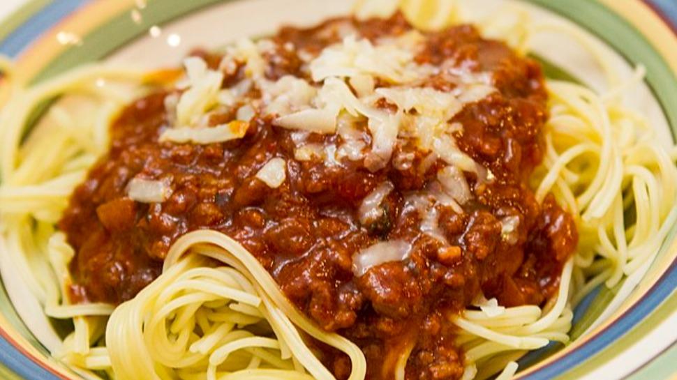 The History Of Why Filipino Spaghetti Tastes So Sweet