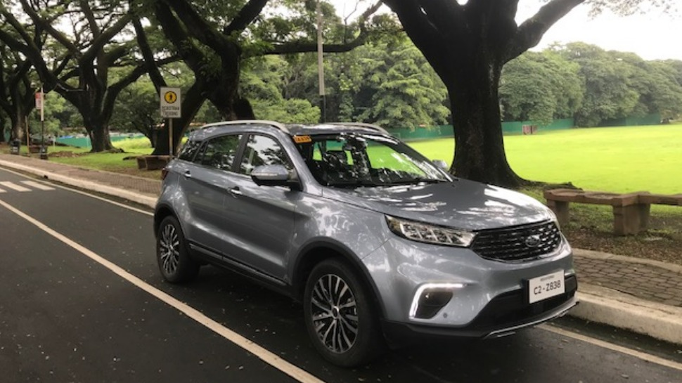 Ford Territory Launches In The Philippines Specs Photos Price