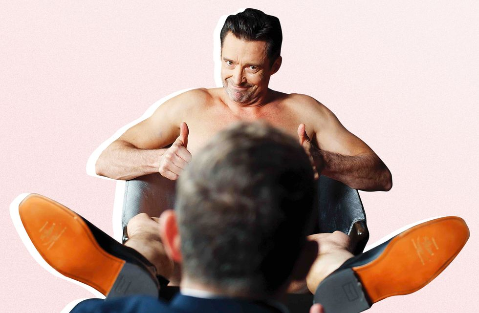 Hugh Jackman - Undeniable Character