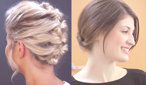 Beautiful Wedding Hairstyles For Short Hair Bridal Book Fn