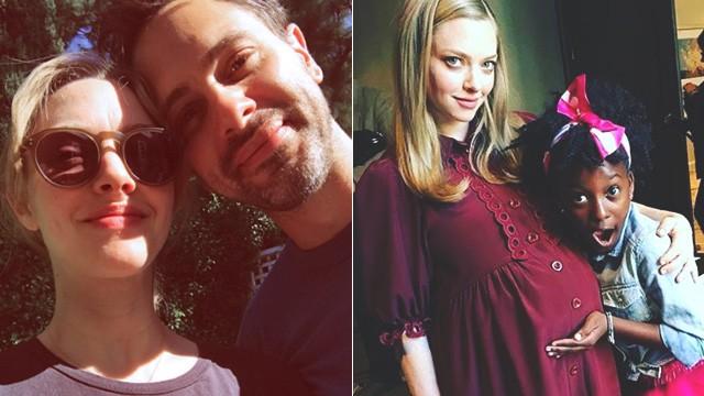 Amanda Seyfried And Husband Thomas Sadoski Welcome A Baby ...