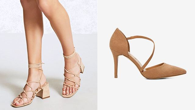11 Nude Shoes That Can Make Your Legs