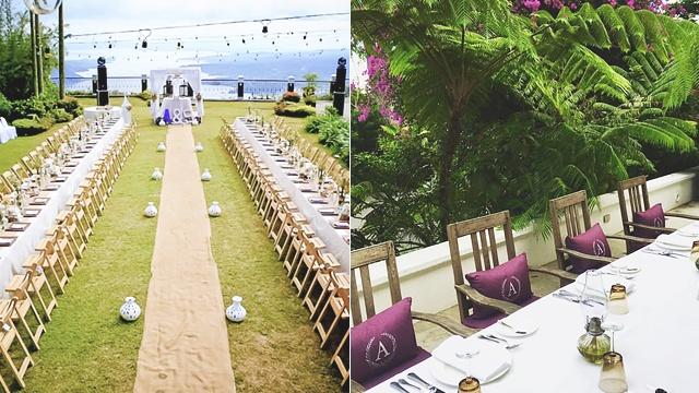 20 Tagaytay Wedding Venue Options For A Secret Garden Vibe