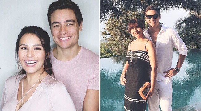 84838a73 UPDATE: Iza Calzado Is Engaged! Watch How Ben Wintle Proposed!