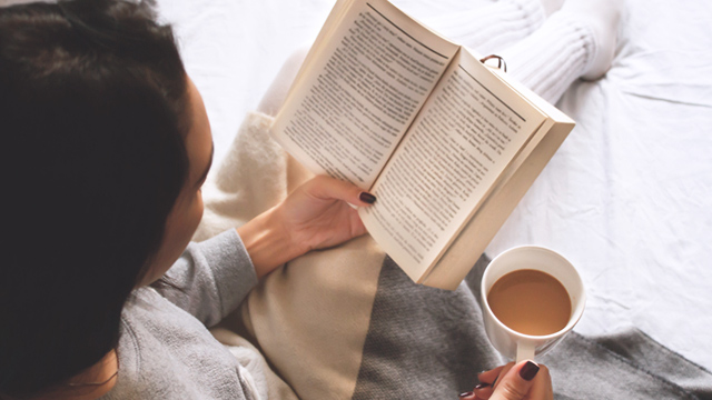 Self-Care Exercise: I Read A Book Every Morning Before Work