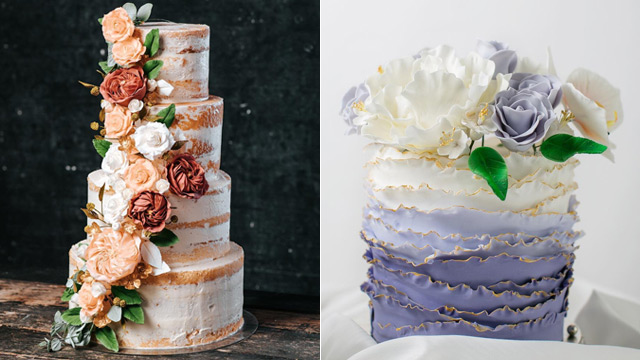 Best Wedding Cake Designs And Where To Order Them In The
