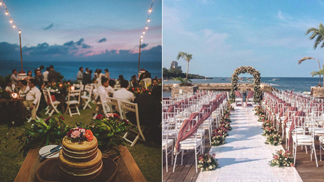 Scenic Romantic Wedding Venues Philippines Bridal Book Fn