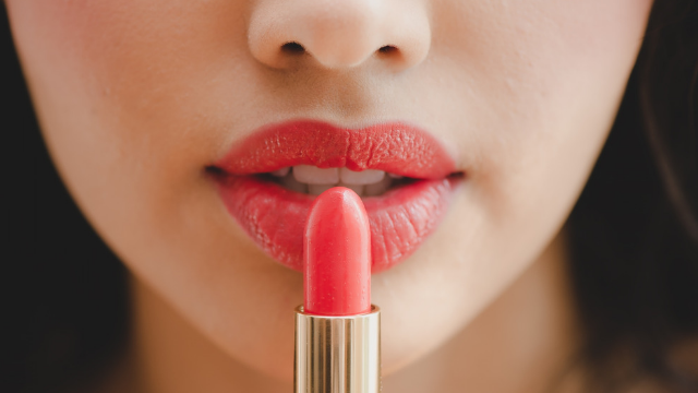 0d1ac4711e You don't need to steer clear of liquid lipsticks when you've got dry lips.  IMAGE iStock