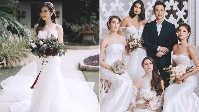 Wedding Gown Designs For Petite Brides According To Francis