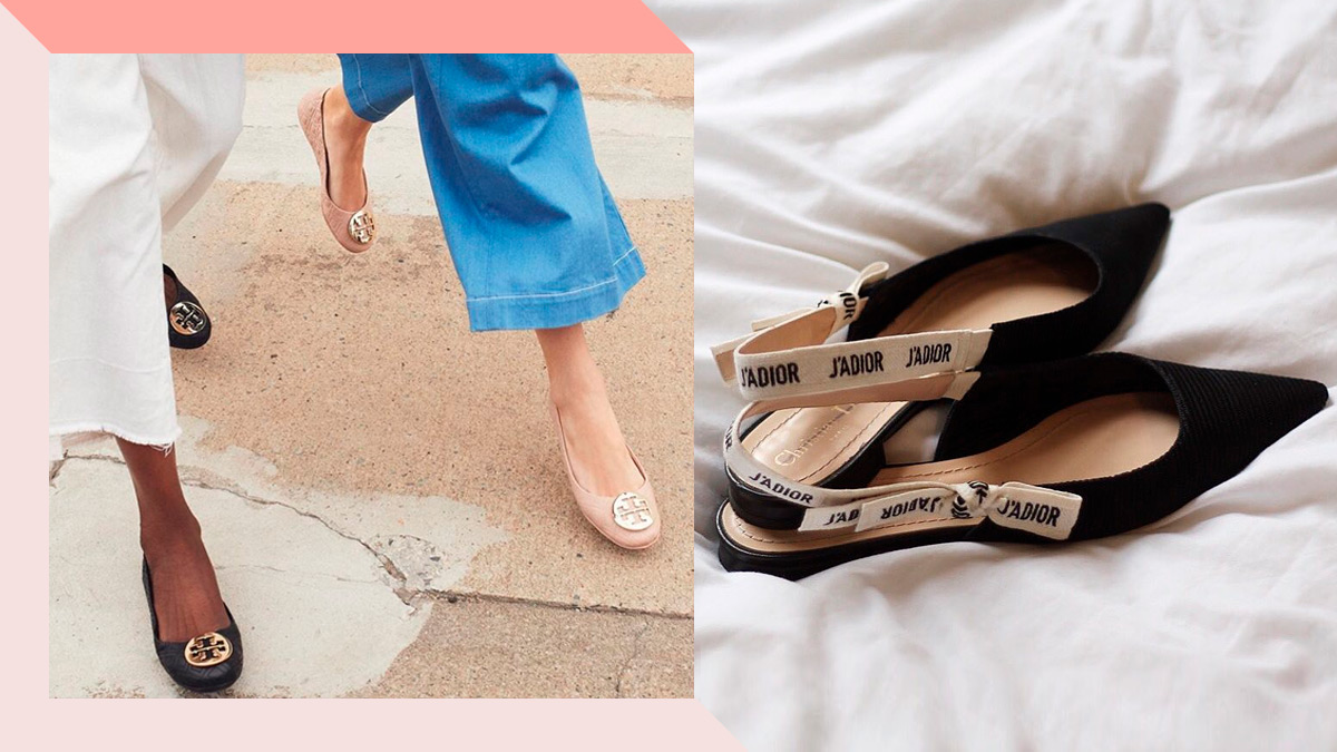 Designer Ballet Flats To Invest In If