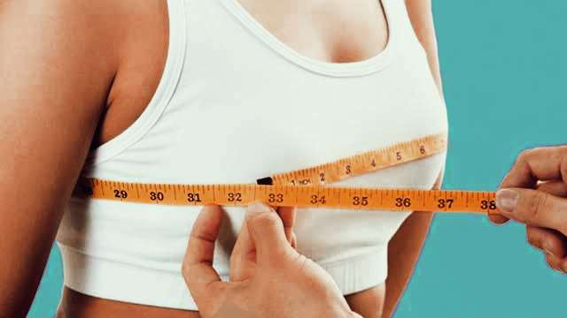 what size breasts do men prefer