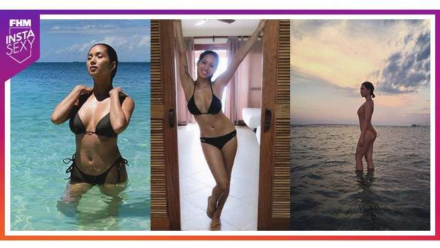 fed4fc37d7d Roxanne Barcelo Looks More Than Ready For An FHM Cover