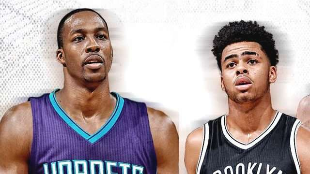 5208aa6d995 Grading The D Angelo Russell And Dwight Howard Trades