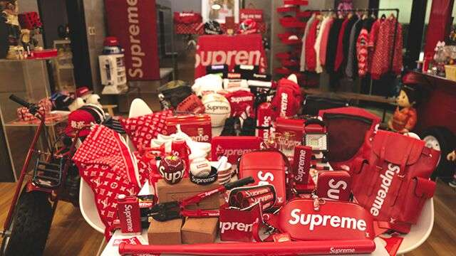 This Is Possibly The Biggest Supreme Collection In The Philippines ... 499fa00aa