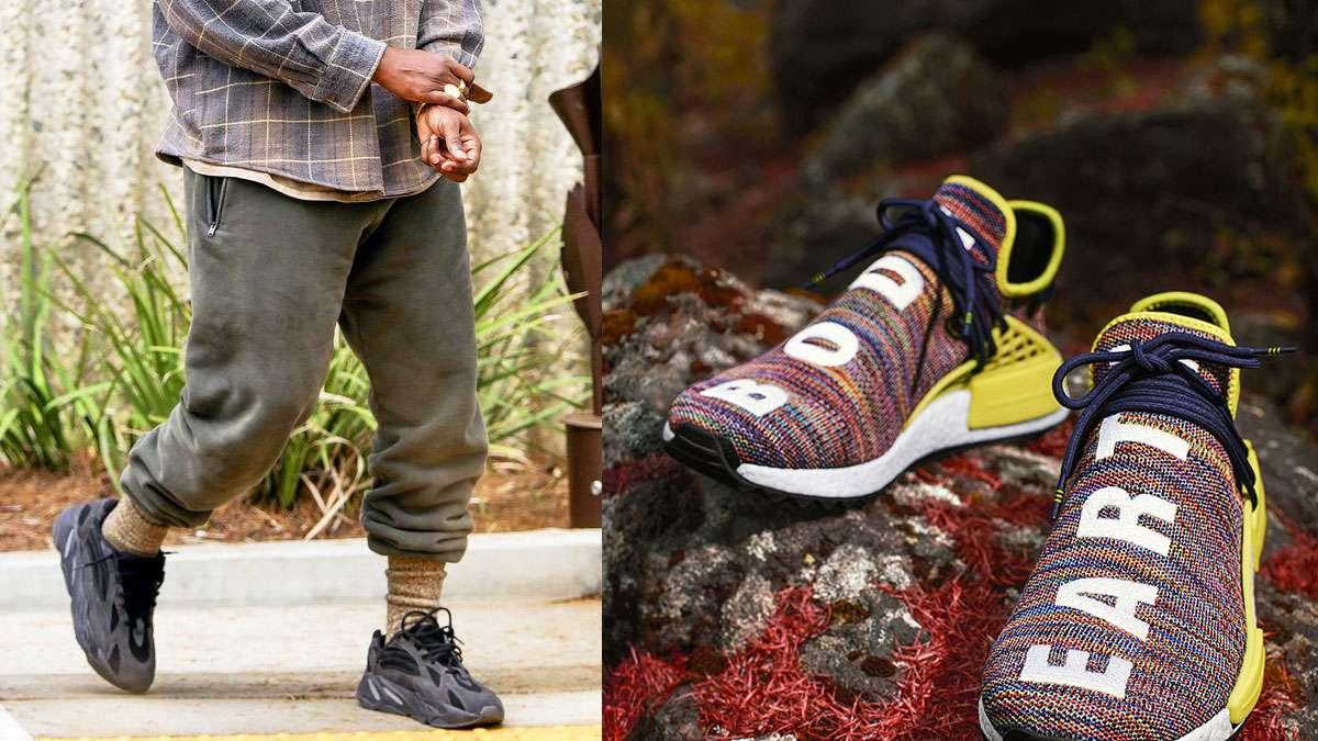 1829f4cd1 Sneaker Wars  All-black Yeezy Boost 700 Or NMD  Human Race  Trail
