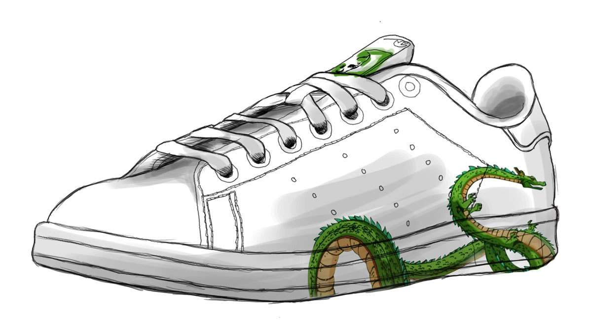 75549f69bff What Would An adidas Dragon Ball Sneaker Look Like