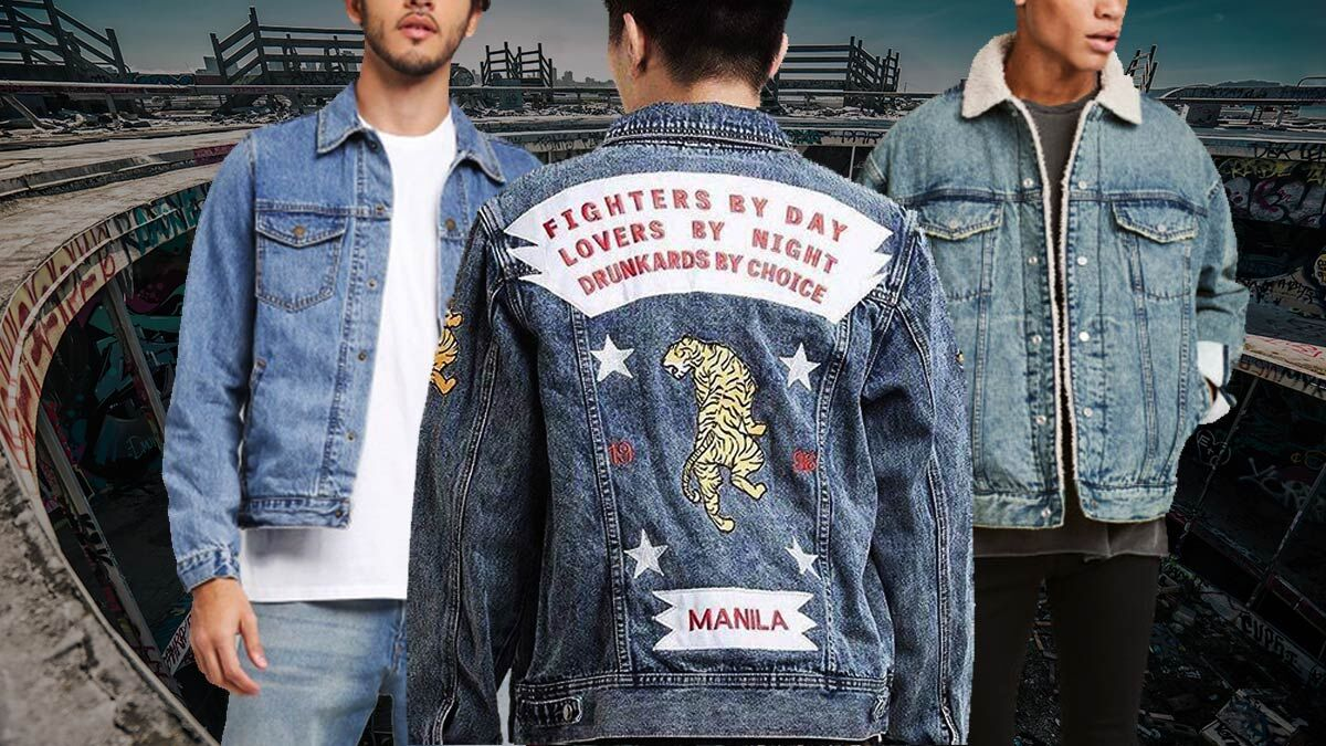 eae0d3129ad2f A good denim jacket lets you pull off almost every look you re in the mood  for—whether you want to dress up or dress down