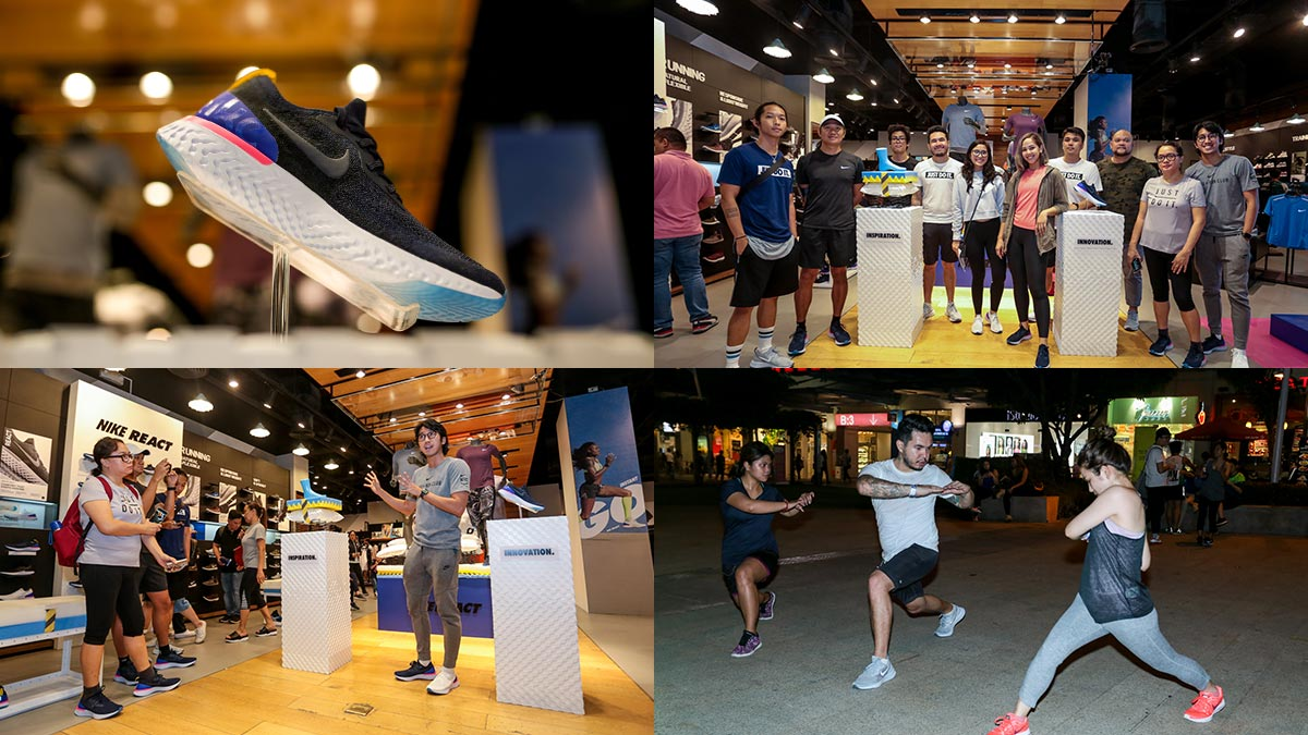 b26ebbb3b543 Even Casual Runners Will Dig The Boost The Nike Epic React Delivers
